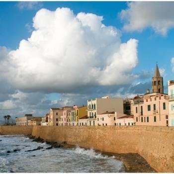 Bastioni Magellano Alghero