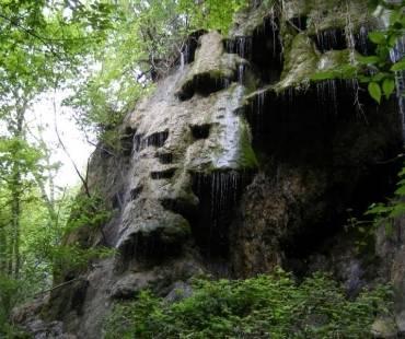 Foresta di Funtanamela