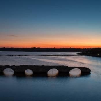 Ponte Romano a Fertilia