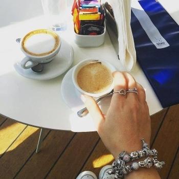 Coffee Blau Skybar