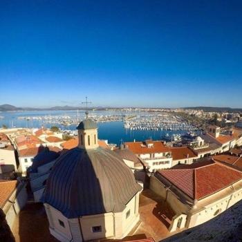 Panoramica di Alghero