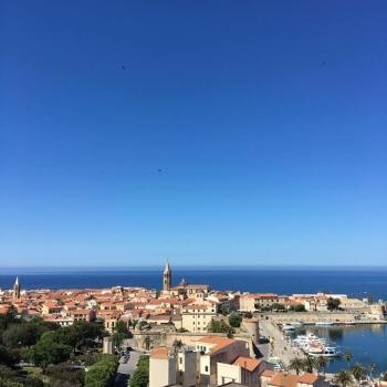 Alghero's Panorama