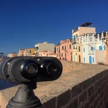Punto panoramico dei bastioni