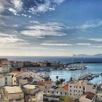 View on Alghero