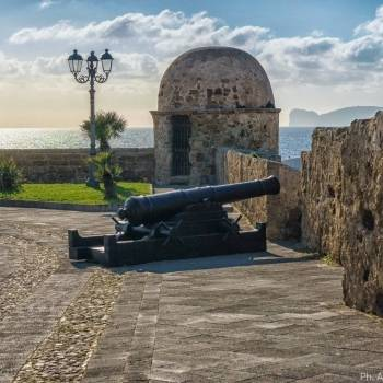 Cannone Bastioni Marco Polo