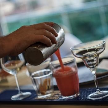 Preparation of cocktails