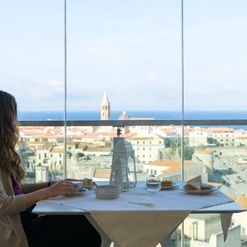 Colazione con vista panoramica