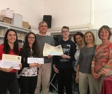 Premiazione ad Alghero
