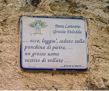 Parco letterario Grazia Deledda