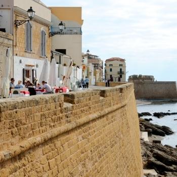 Restaurants on the bastions