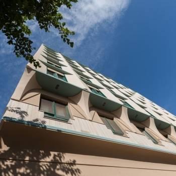Angolo della facciata
