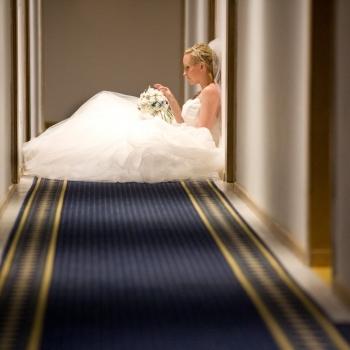 Sposa all'Hotel Catalunya