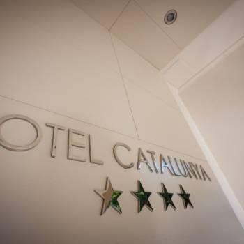 Insegna Hotel Catalunya