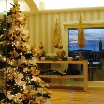 Natale all'Hotel Catalunya