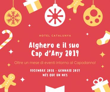 Evento di Capodanno all'Hotel Catalunya