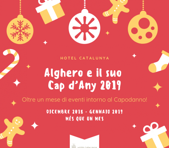 Evento di Capodanno all'Hotel Catalunya