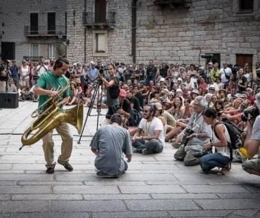 Festival Time in Jazz