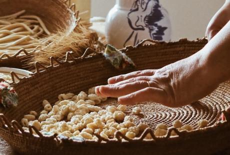 Pasta artigianale di Oliena