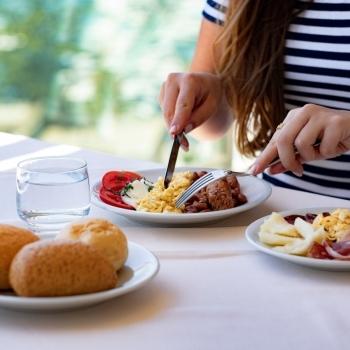Ricca colazione salata