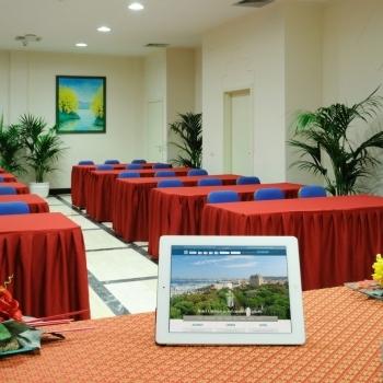 Sala mimosa per meeting