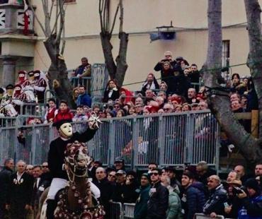Cavaliere a Sa Sartiglia